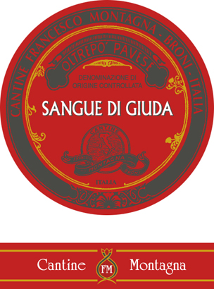 Cantine Francesco Montagna Sangue di Giuda 2015 750ml