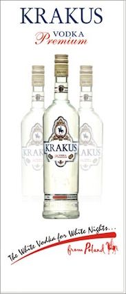 Krakus Premium Vodka 750ml