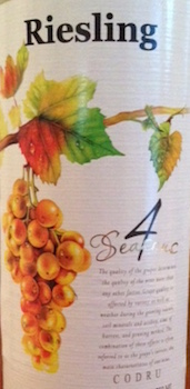 4 Seasons Riesling 2015 750ml