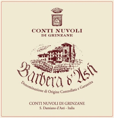 Nuvoli Barbera d'Asti 2012 750ml