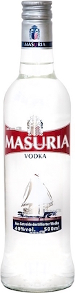 Masuria Vodka 200ml