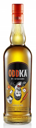 Oddka Vodka Apple Pie 750ml