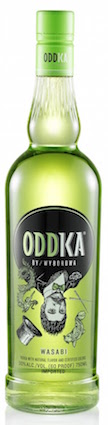 Oddka Vodka Wasabi 750ml